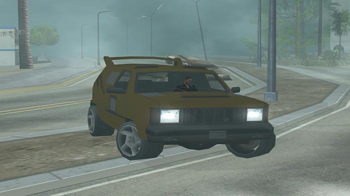 Обновление GTA SAMP SEKTOR 2: Новая система транспорта!