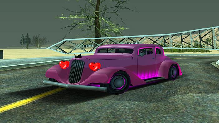 Обновление GTA SAMP SEKTOR 2: С Днем Святого Валентина!