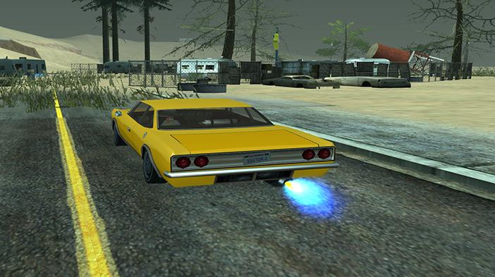 Обновление GTA SA:MP SEKTOR 2 - Закись азота!