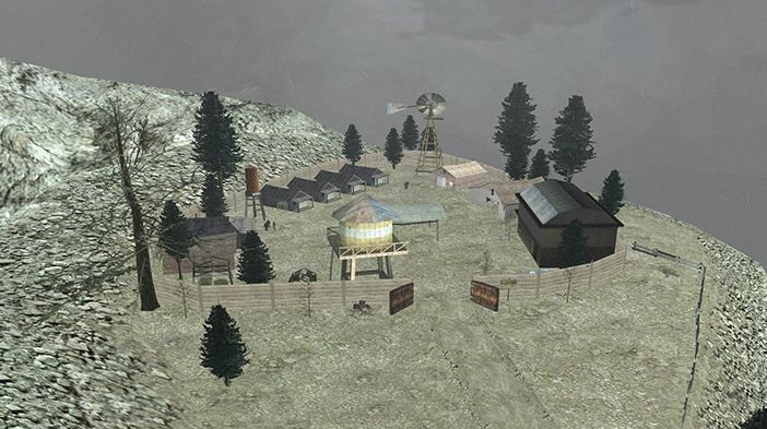 Обновление GTA SAMP SEKTOR 2: Поселение горцев! Часть 1.