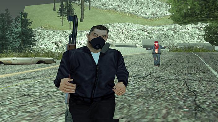 Обновление GTA SAMP SEKTOR 2: Изменения зомби!