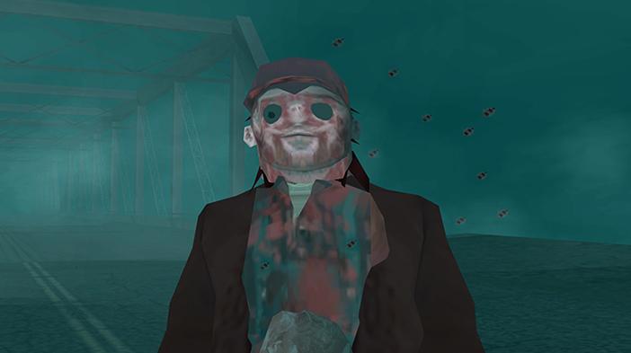 Обновление GTA SAMP SEKTOR 2: Новый зомби!