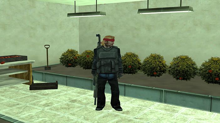 Обновление GTA SA:MP SEKTOR 2 - Расширение своего бункера. Фермерство часть 1.