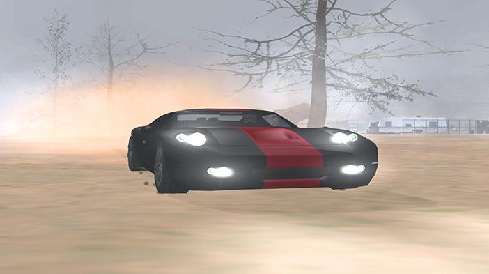 Обновление GTA SAMP SEKTOR 2: Форсаж!