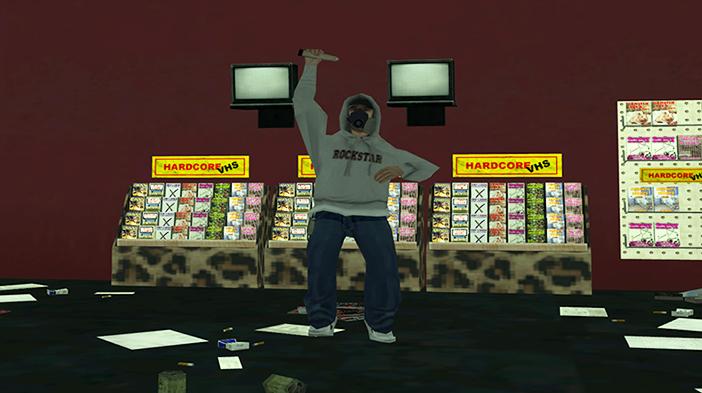 Обновление GTA SAMP SEKTOR 2: Заброшенный магазин