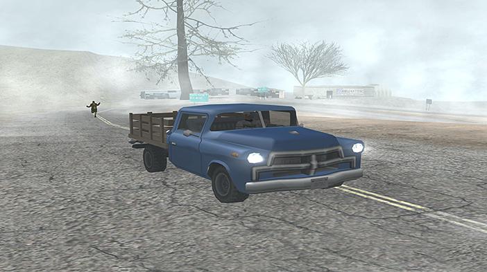 Обновление GTA SAMP SEKTOR 2: Зомби против транспорта!